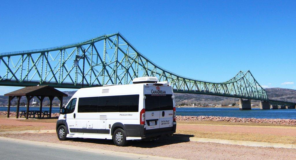 Deluxe Camper Van DVC Vehicle Information - 2 Berth RV