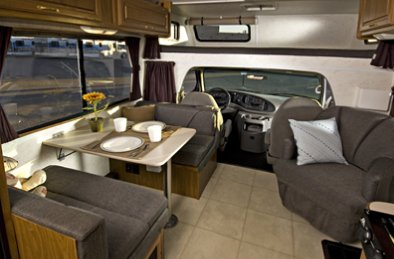 Standard C25 2 3 Berth Motorhome Vehicle Information