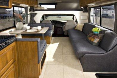 Large C30 2 5 Berth Motorhome Vehicle Information